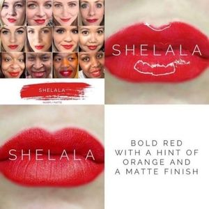 "LipSense RARE Retired ""SheLaLa"""